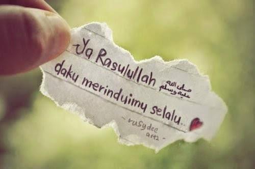 Cinta Allah dan Muhammad
