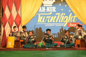 AN-NUR TURN NIGHT SHOW